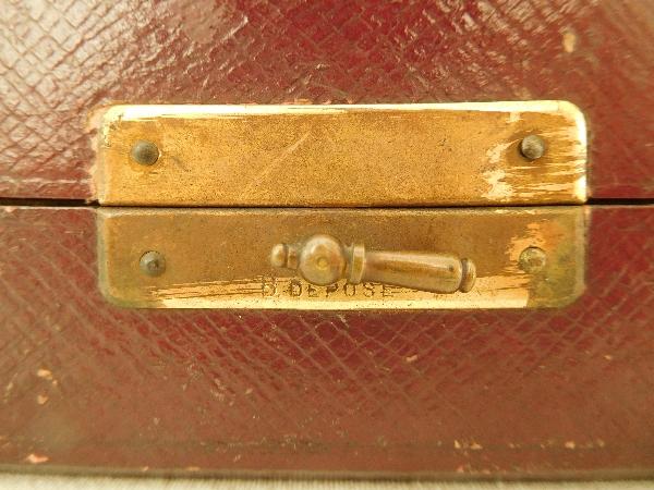 Paire de salières en argent massif de style Louis XV, poinçon Minerve