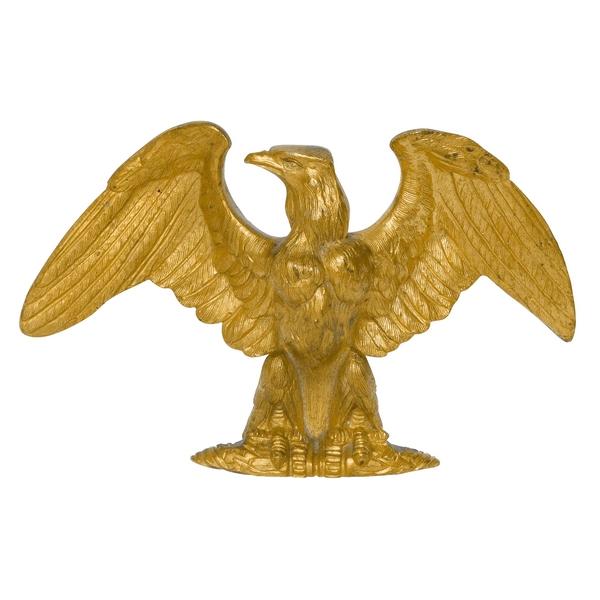 Aigle des Tuileries en bronze ciselé et doré d'époque Second Empire - Napoléon III