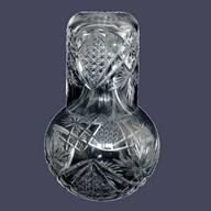 Service verre d'eau / service de nuit en cristal de Baccarat