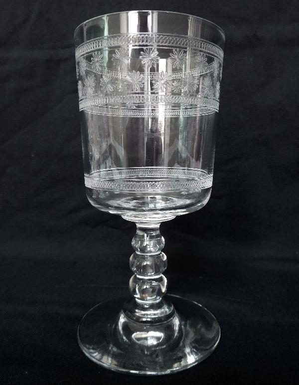 Verre eau en cristal de baccarat mod le cylindrique - Cristal de baccarat prix ...