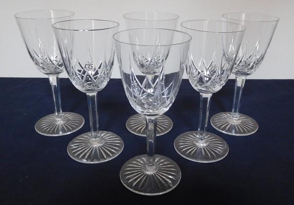 verre eau en cristal de baccarat mod le epron 16 9cm. Black Bedroom Furniture Sets. Home Design Ideas