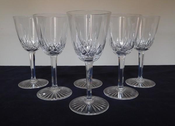 Verre à liqueur en cristal de Baccarat, modèle Epron - 8,8cm
