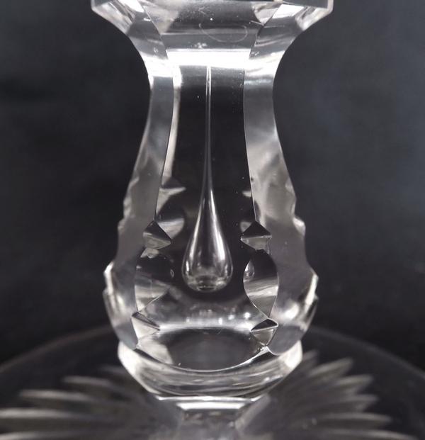 Coupe à champagne en cristal de Baccarat, modèle Libourne (modèle GG)
