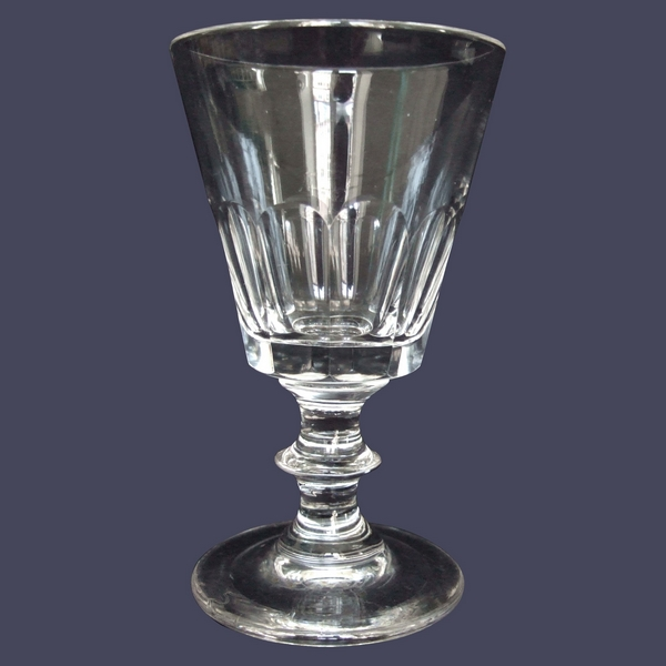 Verres anciens en cristal de baccarat small black pci slot