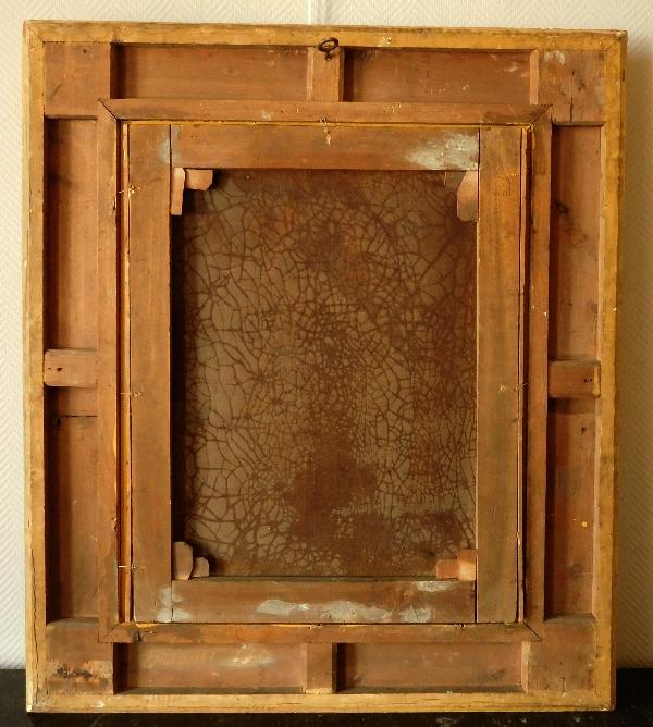 Ecole Italienne du XIXe siècle : Marie-Madeleine d'après Carlo Dolci - 102cm x 89cm